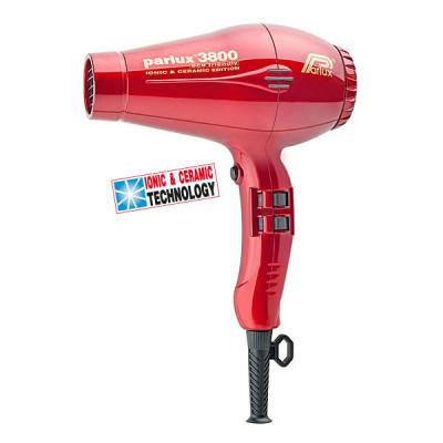 Фен для волосся Parlux 3800 Red Ceramic&Ionic