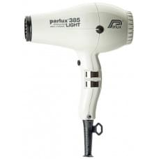 Фен Parlux 385 White PowerLight Ceramic&Ionic