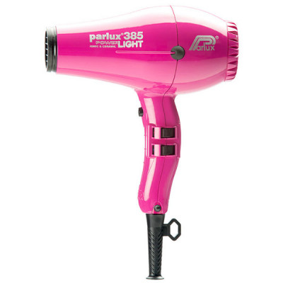 Фен для волосся Parlux 385 Fuchsia PowerLight Ceramic&Ionic
